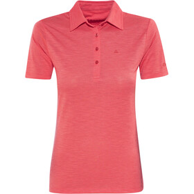 Schöffel Capri t-shirt Dames rood